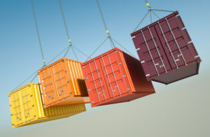 Container Pool - Shipping Containers